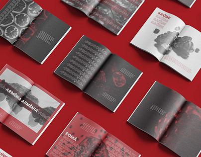 ROMÃ - Design Editorial