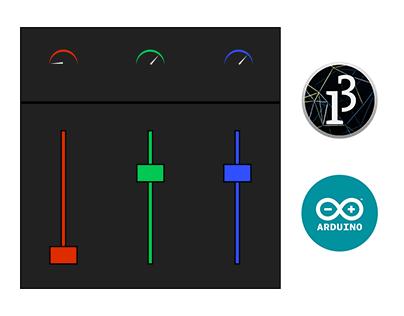 Tint-o-mix - Physical Computing