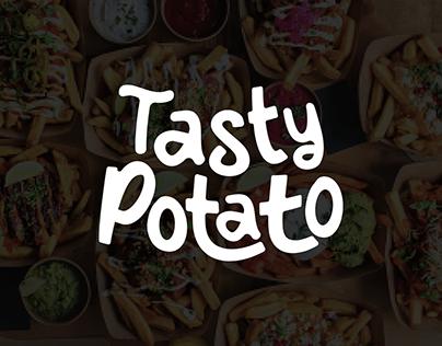 Tasty Potato - Logo Design