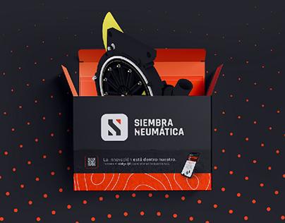 Siembra Neumática - Identidad
