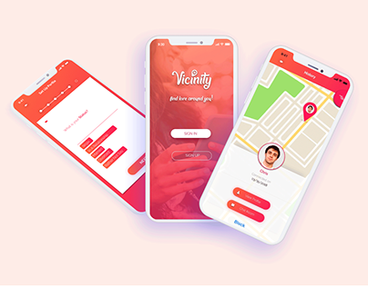 Vicinity, AR Dating App Case Study