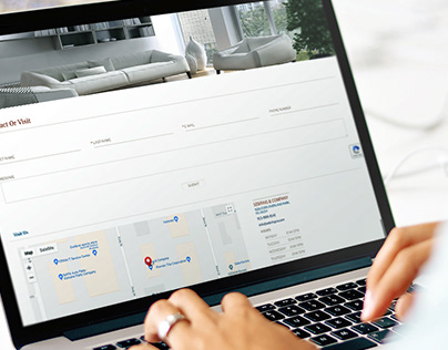 Sebring & Company Web Deesign