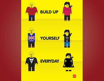 Build up yourself