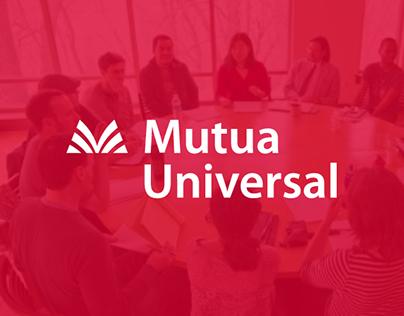 Mutua Universal: Portal del paciente