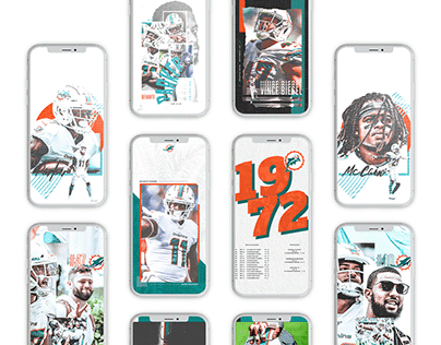 2019-2020 Miami Dolphins Wallpapers