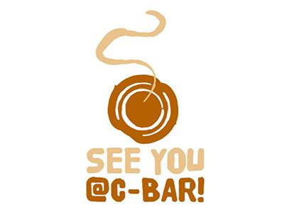 Logo voor bar
