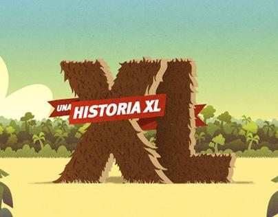 A XL History
