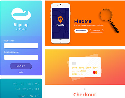 Daily UI Challenge - My First Days
