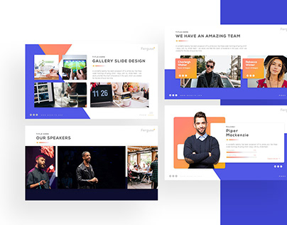Ferguso – Attractive Powerpoint and Keynote Template