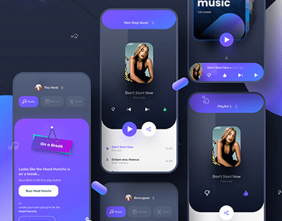 HONCHO | App Design
