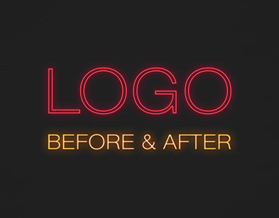 Logos | Before & After