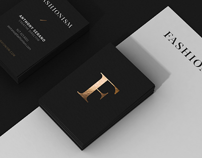 Fashionism / Brand Identity