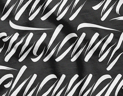 Lettering works for Poloneked.hu
