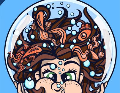 Fishbowl Meg