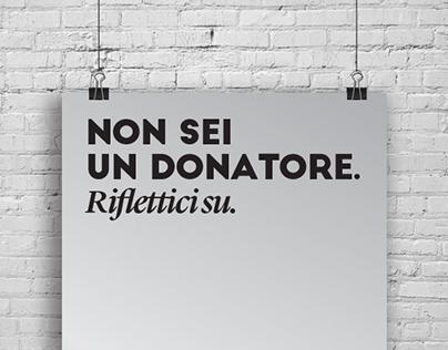 Body donation campaign