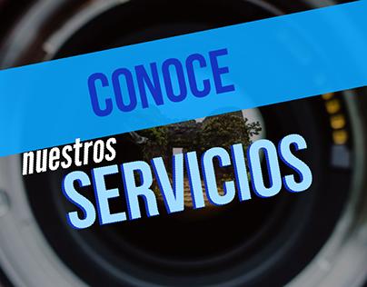 Servicios de producción audiovisual en Bogotá