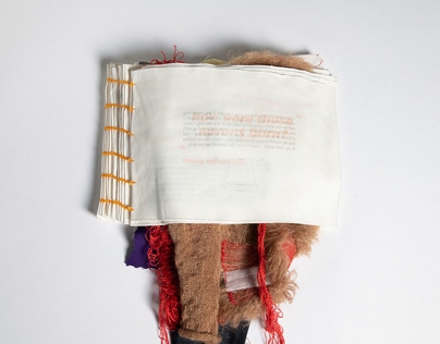 Poems made of Softness: Process Book