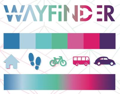 Wayfinder App Design