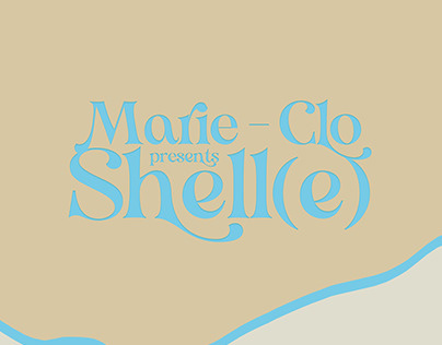 MARIE-CLO: Shell(e) 3-part album release