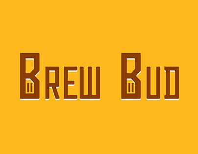 Brew Bud Brand & App Design