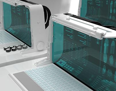NWN: Sneezeguard Computer