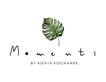 BRANDING for Moments by Agata Kochanek