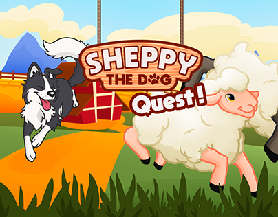 Sheppy the Dog: Quest!