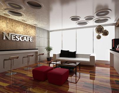 Nescafe Lounge