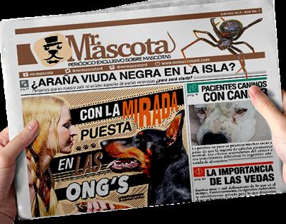 Periódico Mr.mascota
