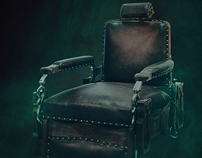 Poster. The Chair.