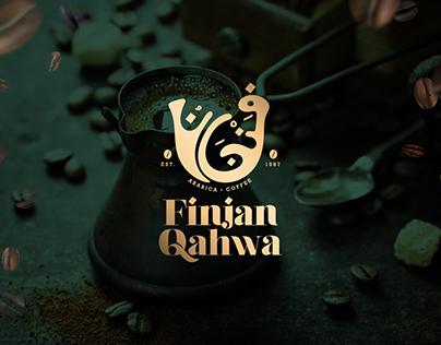 Finjan Qahwa Logo & identity Design