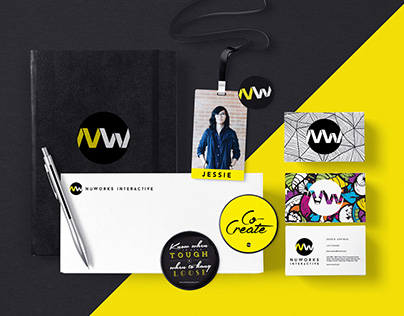 NuWorks Interactive Branding
