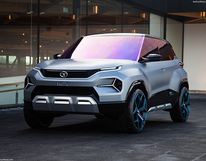 Tata Motors H2X Concept