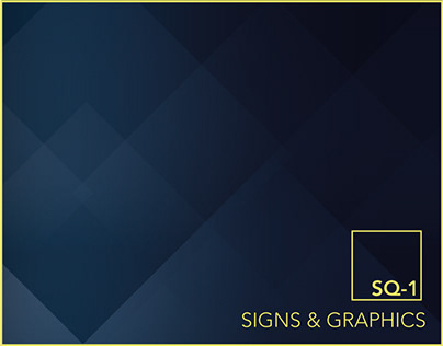 Square One Signs & Graphics