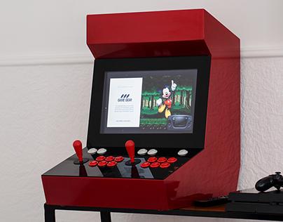 Bartop Arcade - Crafts