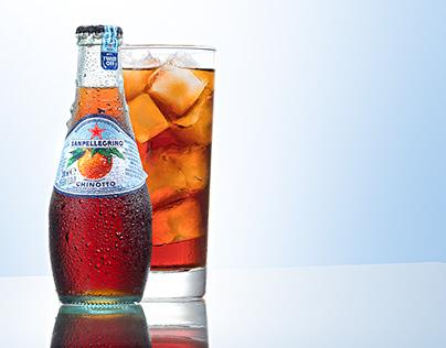 Beverage Ad