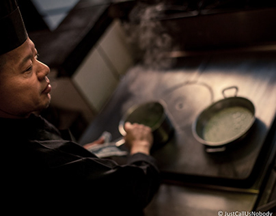 """Haruki Oki – Restaurant """"Chez Oki"""""""