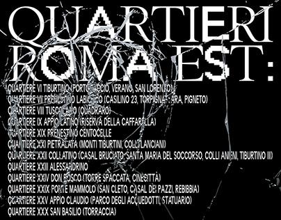QUARTIERI ROMA EST