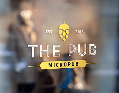 The Pub - Corporate Identity / Branding