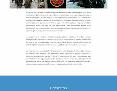 Topchamps - Institucional sistema SAS