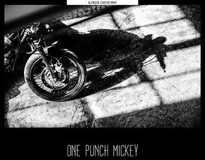 ONE PUNCH MICKEY