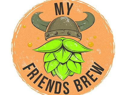 Beer Company Logo