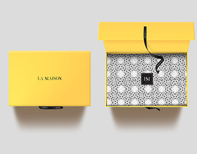 La Maison - haute couture fashion brand