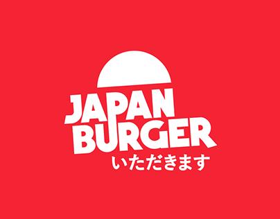 JAPAN BURGER - Identité Visuelle