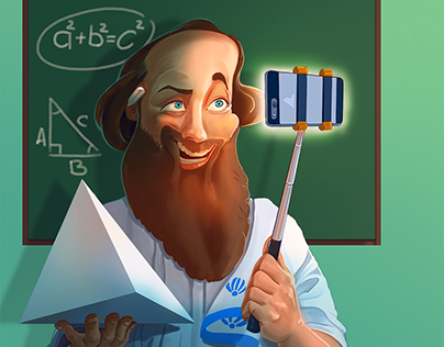 Pythagoras of these times