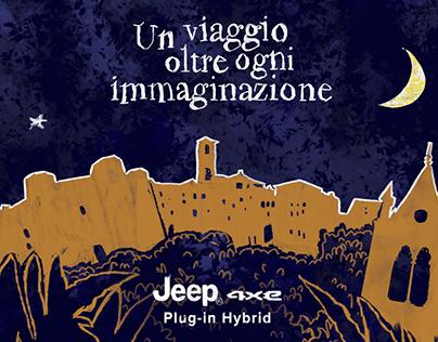 Jeep - Spotify // Podcast