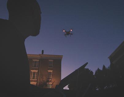 Painter w/ drone