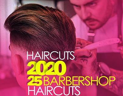 Social média coiffure homme 2020