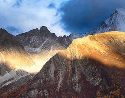 Tibetan Altitude