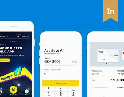 Ipiranga - Redesign app